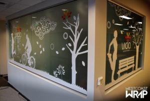 Interior Graphics Vida Westcoast Wrap